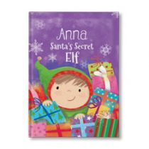 Santa's Secret Elf Personalised Book