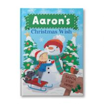 Your Christmas Wish Personalised Book