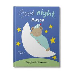 Good Night to You Personalised Book