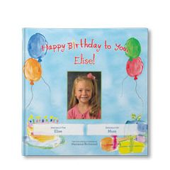 Happy Birthday to You! Personalised Book