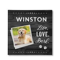 Live Love Bark Personalized Book