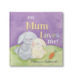 My Mum Loves Me Personalised Book