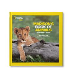 National Geographic Little Kids Book of Animals