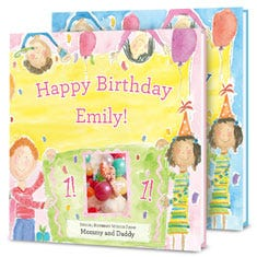 Happy Birthday to You! Personalized Paperback Book