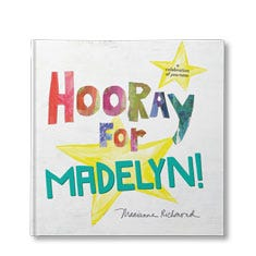 Hooray For You Personalized Book