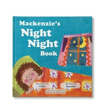 The Night Night Book Personalised Book