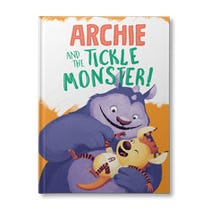 You and the Tickle Monster