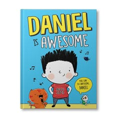(Your Child) Is Awesome Personalised Book