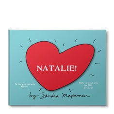 You! Personalised Book