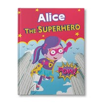 You the Superhero Personalised Book