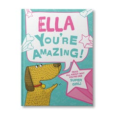 You're Amazing Personalised Book