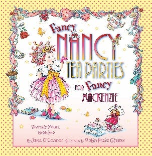 Fancy Nancy Joins Put Me In The Story