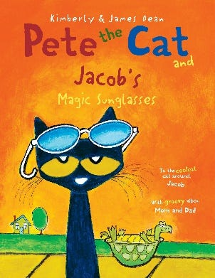 Pete the Cat Joins Put Me In The Story